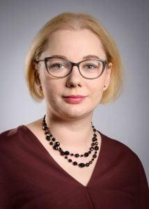 Godlewska-Szyrkowa Justyna dr
