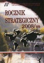 Rocznik Strategiczny 2008/09 - okładka