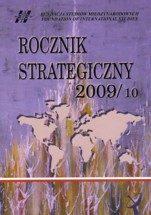 Rocznik Strategiczny 2009/10 - okładka