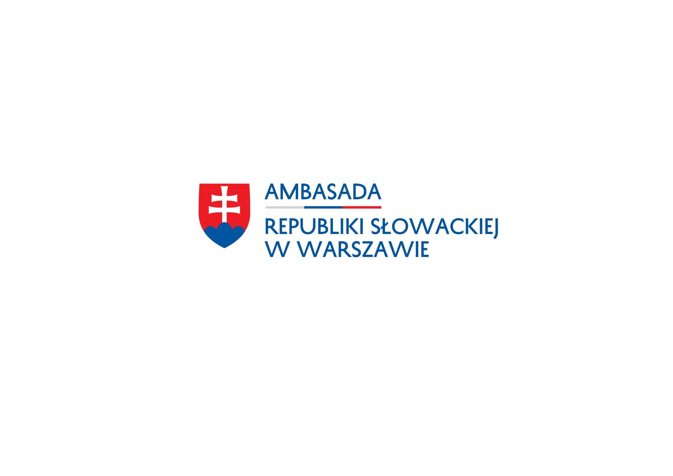 Logo ambasada Słowacji